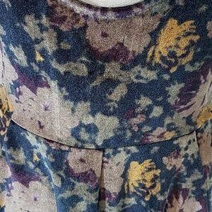Kimchi Blue Dresses - Kimchi Blue L Velvet Dress